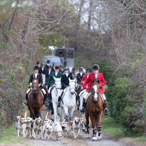 Sunday March 14th- Monmouth County Hunt- 9am