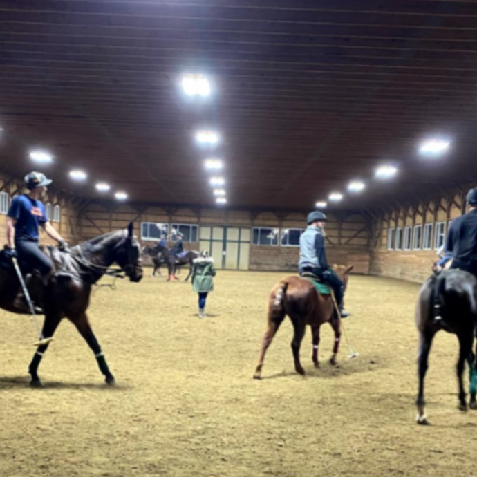 Friday April 23rd- Intro to Indoor Polo Clinic- 6pm