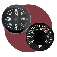 Compasses & Thermometers