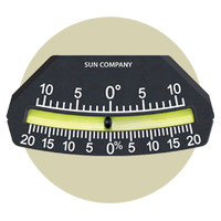 Slope Meters & Gradiometers