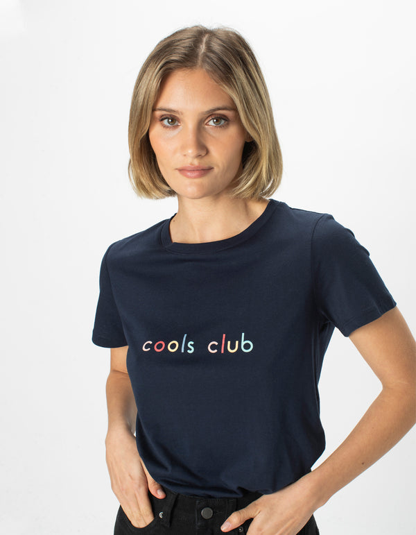 Colour Member Classic Tee Midnight Navy - Sale