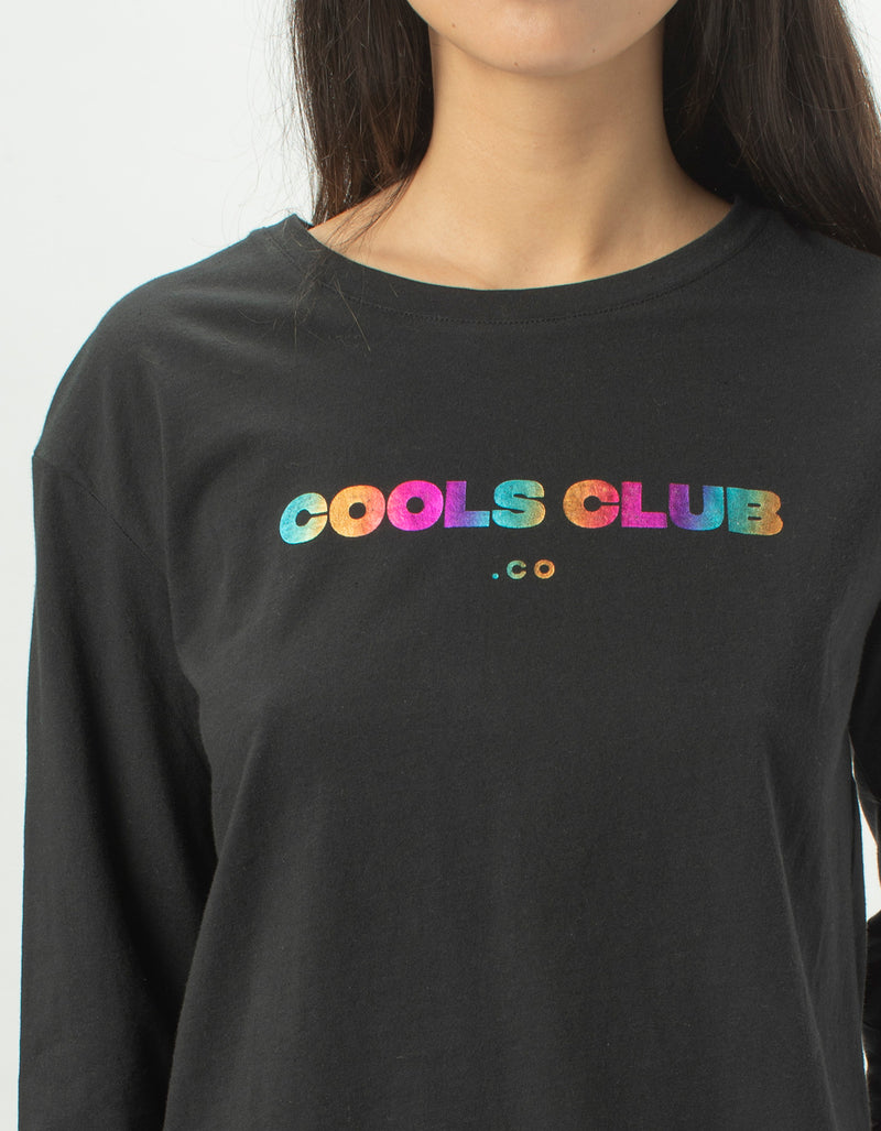 Club Homegirl LS Tee Foil - Sale