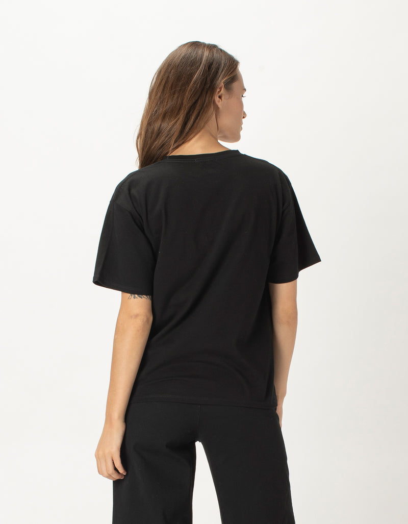 Cools Club Sunday Tee Black