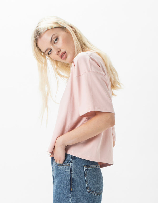 Leisure Club Boxy Tee Candy