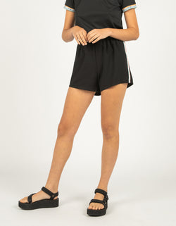 Girls Girls Girls Beach Short Black