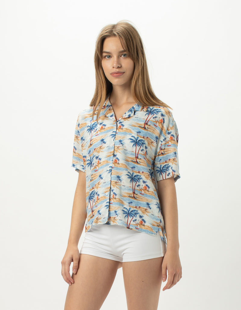 Resort Shirt Hawaii