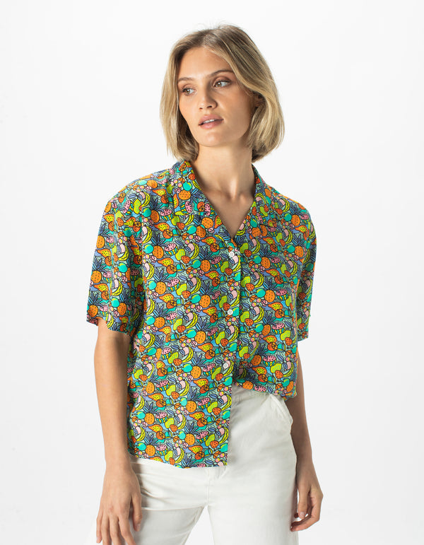 Resort Shirt Tutti Fruitti - Sale