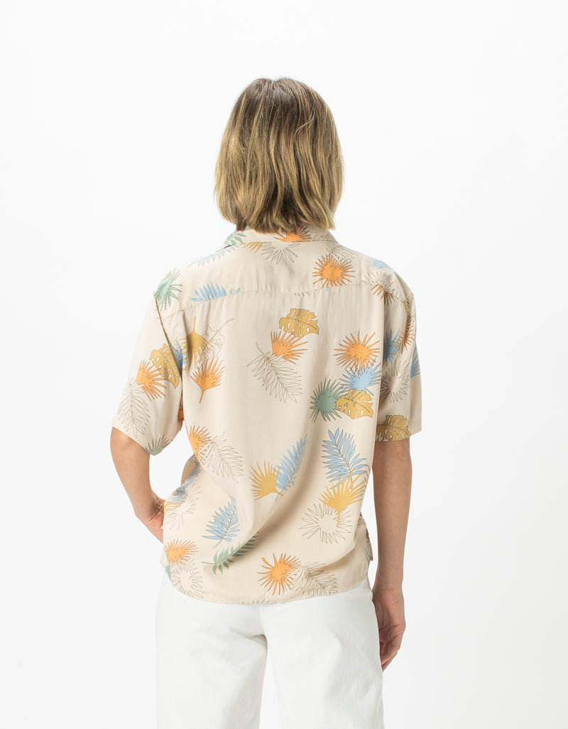 Resort Shirt Cashew Floral