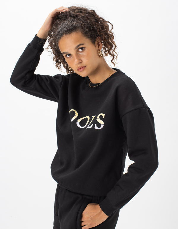Cools Bloc Sweat Black