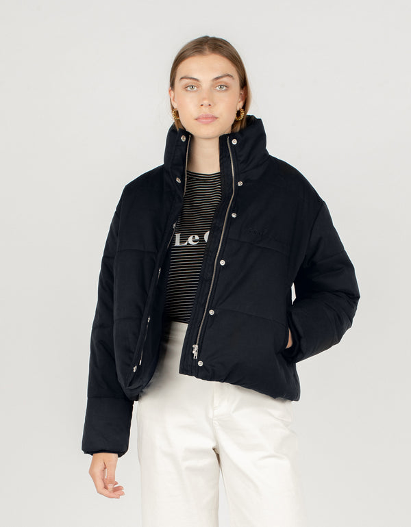 Puff Club Jacket Black - Sale