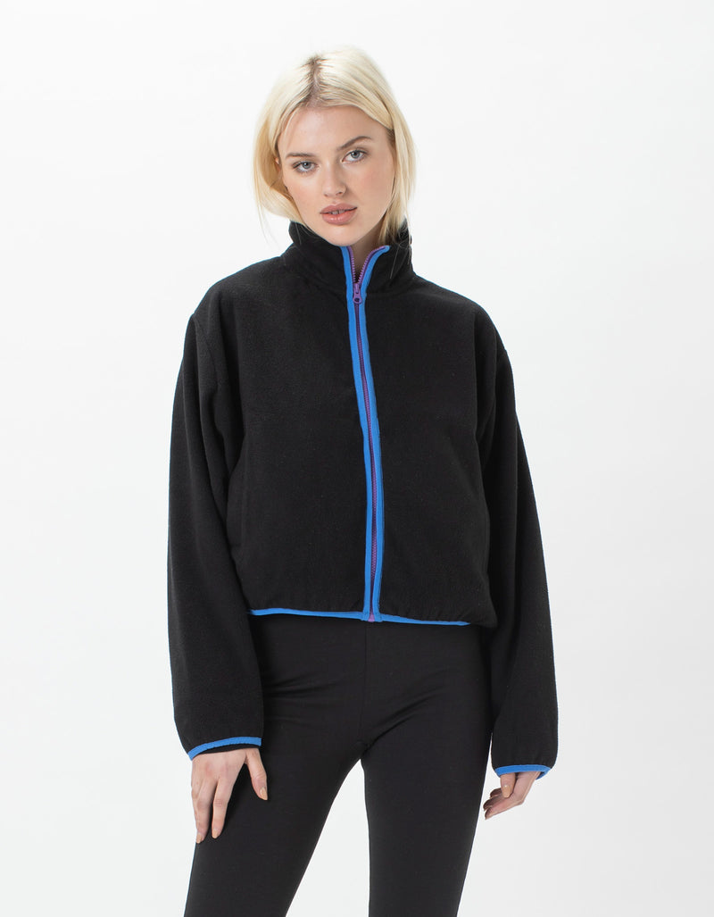 Polar Jacket Black