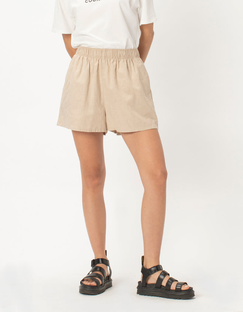 Easy Shorts Natural