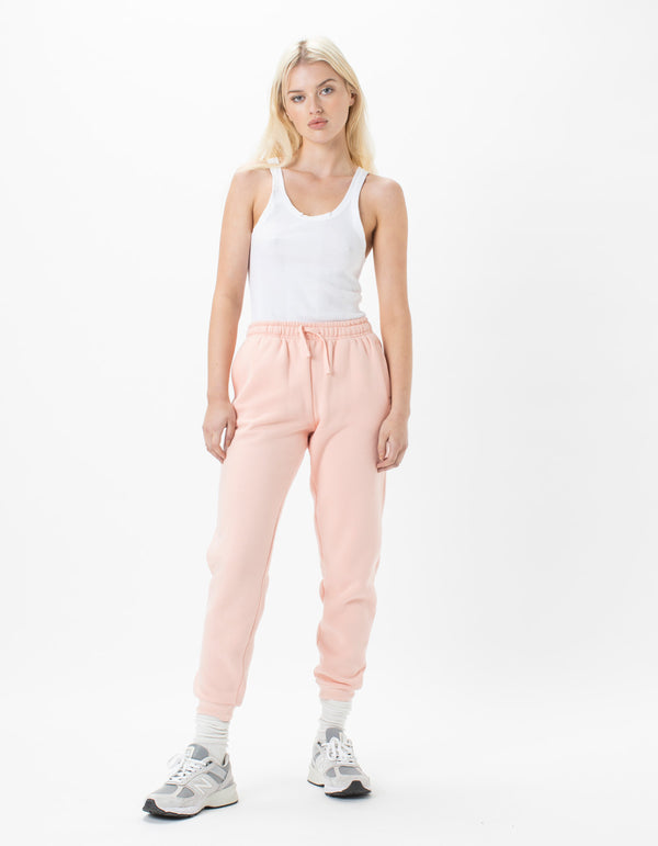 Retro Cools Fleece Pants Pink
