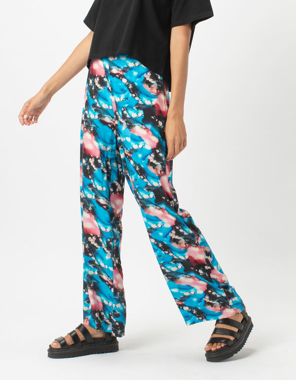 Resort Pants Black Marble - Sale
