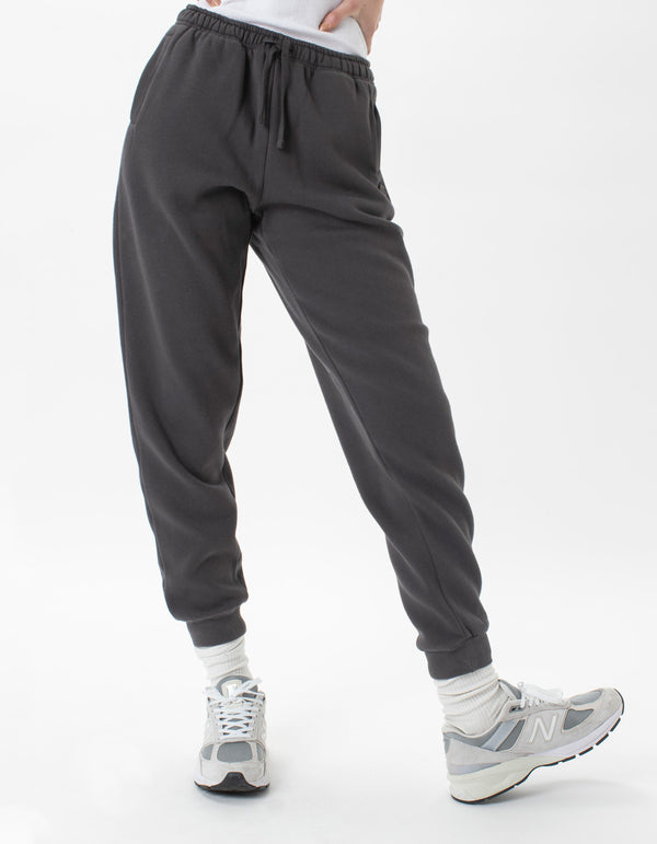 Retro Cools Fleece Pants Black