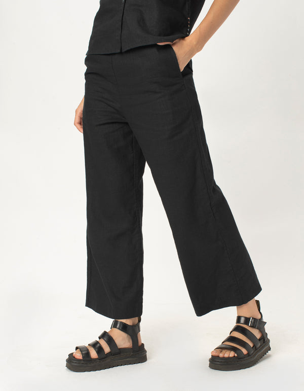 Easy Pants Black