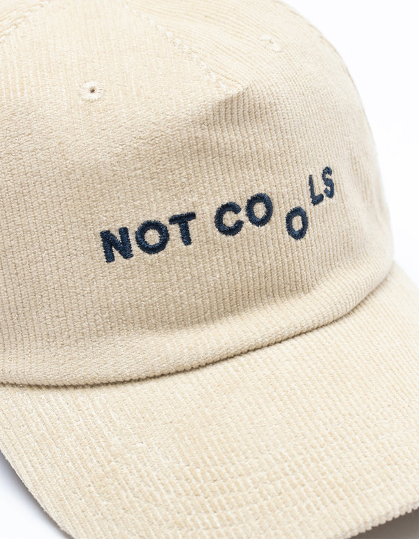 Not Cools 5-Panel Cap Cord