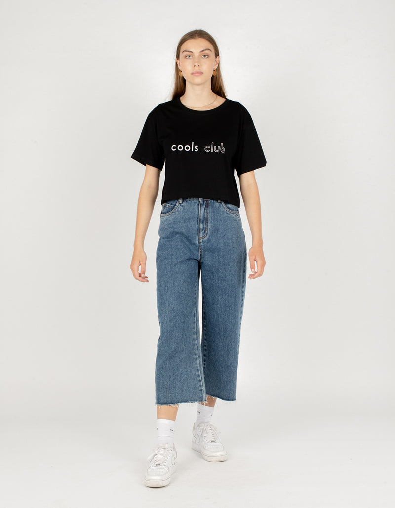 Member II Homegirl Tee Black - Sale