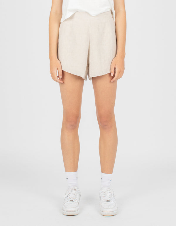 Resort Short Sand Linen