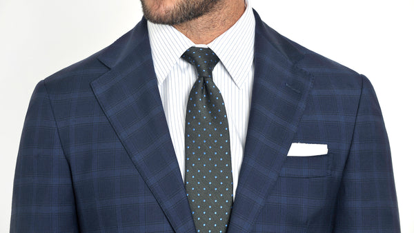 Mad For Plaid: How To Pull Off A Plaid Suit