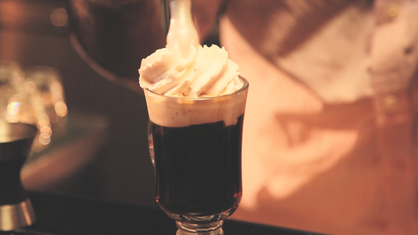 Holiday Cocktail How To: The Coffee Nudgie