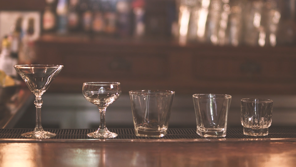 Build Your Bar: The Right Glassware