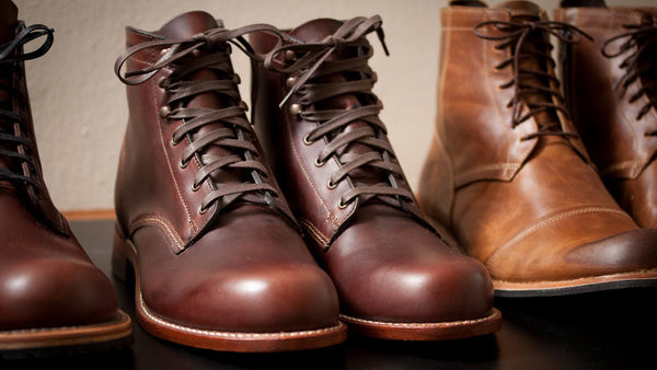 Fall/Winter Style Guide: Boot Up