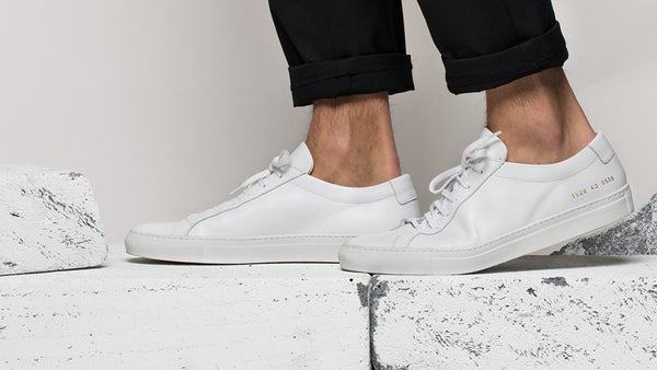 Four Ways To Rehab Your Dirty White Sneakers