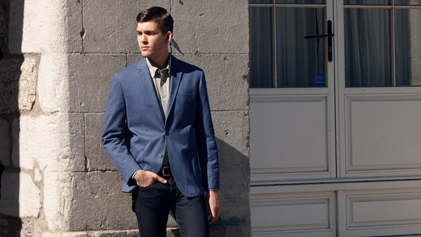 Never Fear, The Casual Blazer Is Here
