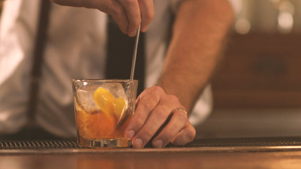 How To Make It: The Old Fashioned