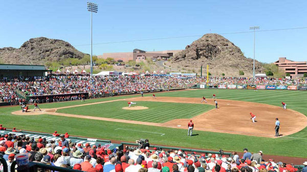 Play Ball: The MLB Spring Training Getaway Guide
