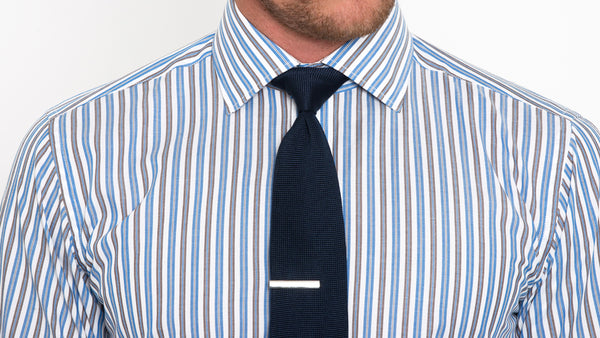 The Right Tie Knot For Every Type Of Collar