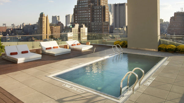 The Best Rooftop Pools In NYC