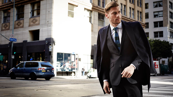 Fall/Winter Style Guide: How To Wear An Overcoat