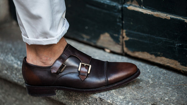 The Right Way To Go Sockless This Season