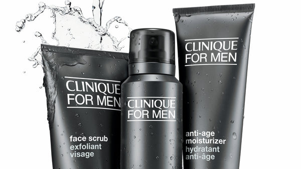 Four Skincare Items Every Man Needs