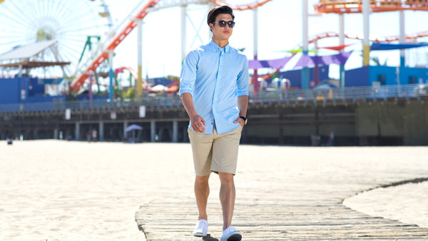 Get Shorty: How To Wear Shorts The Right Way