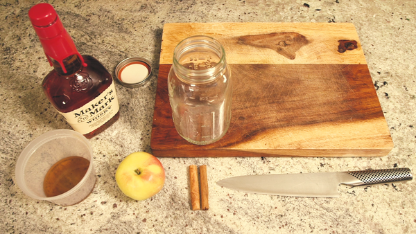 Cooked Holiday: How To Make Apple Pie Bourbon