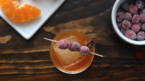 Spread The Cheer With Our Favorite Holiday Cocktails