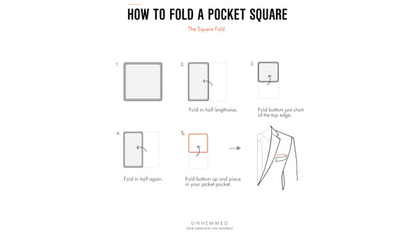 Pocket Square 101