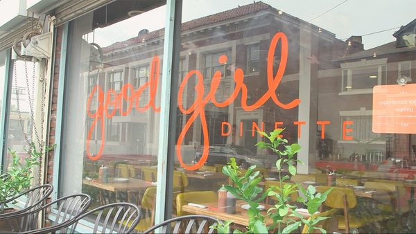 Off Duty: Vietnamese meets Diner at Good Girl Dinette