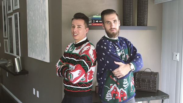 The Holiday Style Guide: How To Wear An Ugly Christmas Sweater
