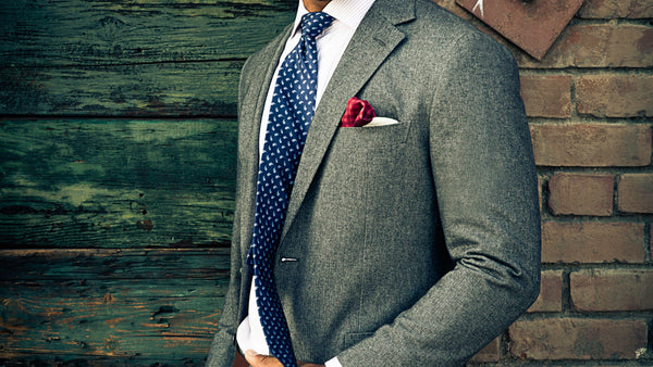 Suit Tips: 4 Easy Ways To Summer-ize Your Suit Rotation