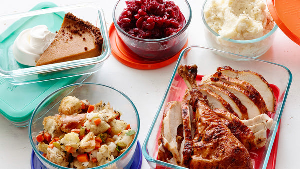 The Thanksgiving Leftovers Remix