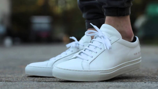 5 White Sneakers Perfect For Spring