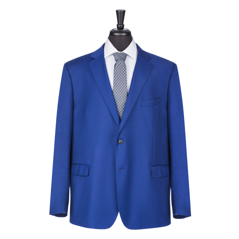 Royal Blue NanoStretch Signature Fit Suit