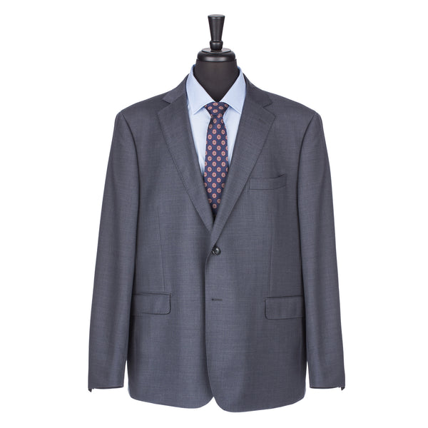 Charcoal NanoStretch Signature Fit Suit Jacket