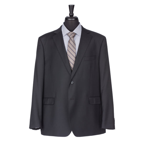 Black NanoStretch Signature Fit Suit Jacket