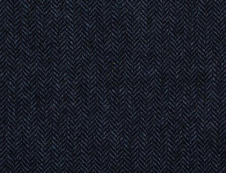 Slate Blue Herringbone