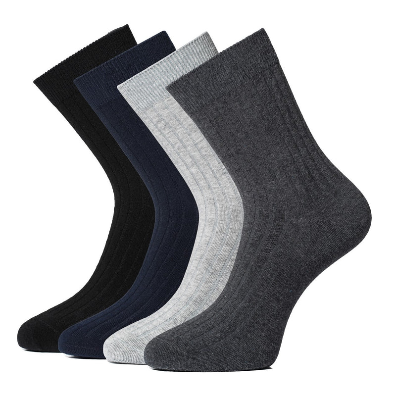 Charcoal Dress Socks